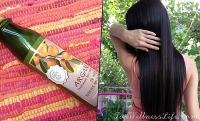 Confume Argan Hair Treatment Mist