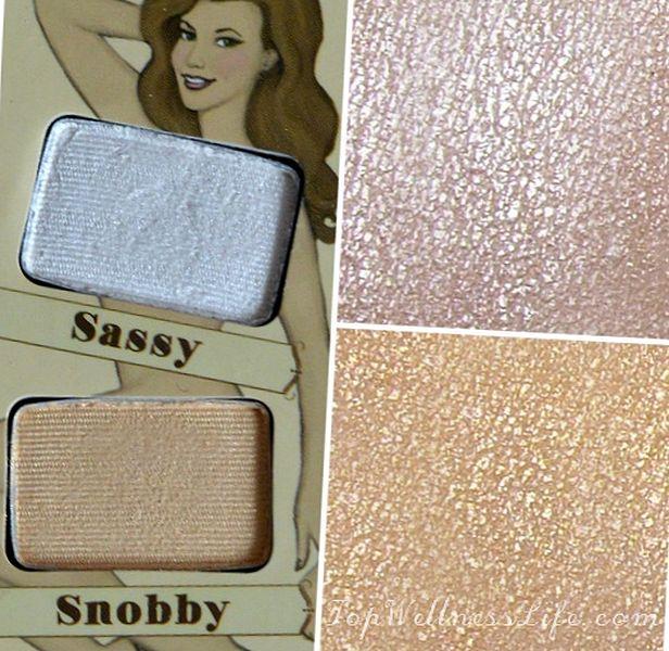 The Balm Nude 'tude Nude Eyeshadow Palette10