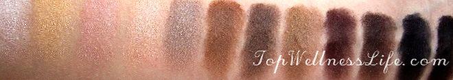 The Balm Nude 'tude Nude Eyeshadow Palette12