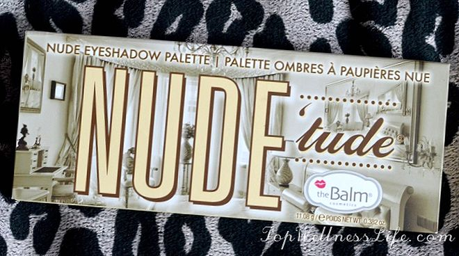 The Balm Nude 'tude Nude Eyeshadow Palette18