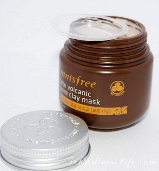 Innisfree Jeju Volcanic Pore Clay Mask 3