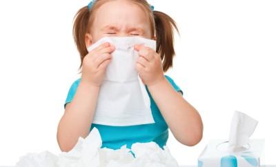The children's allergic cough