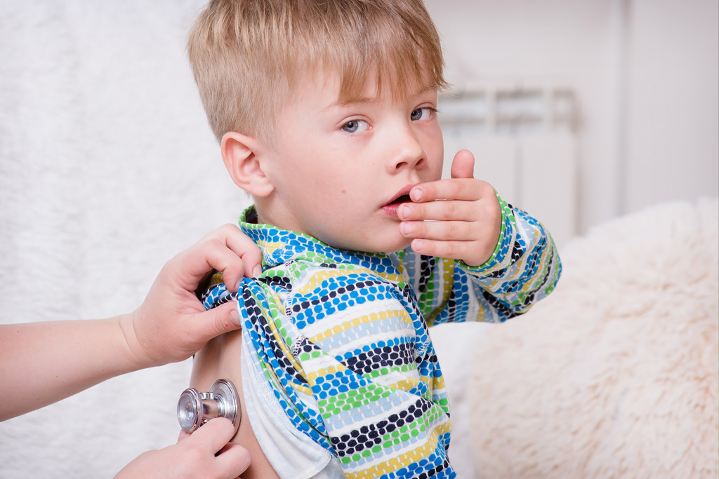 5 facts about children's cough