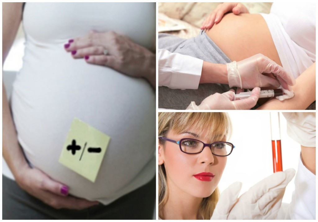 Rh factor and pregnancy