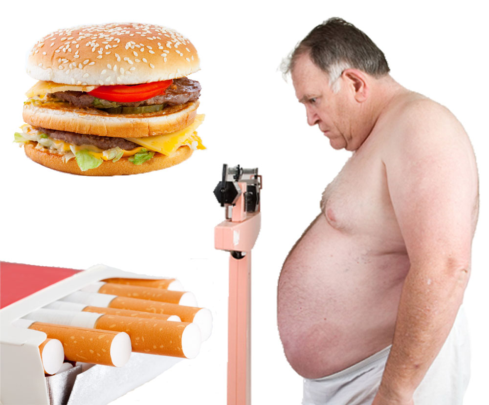 The main reasons of high blood pressure
