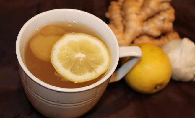 Treating common cold at home