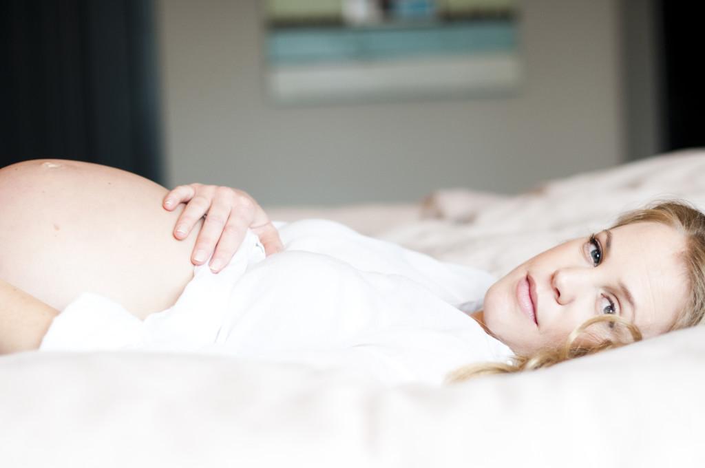 Uterine tone during pregnancy