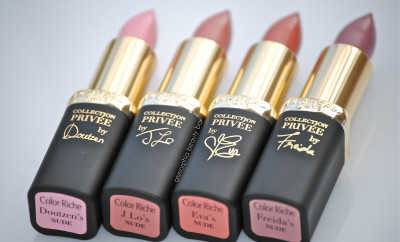 L'Oreal Color Riche Collection Privee J Lo's Nude