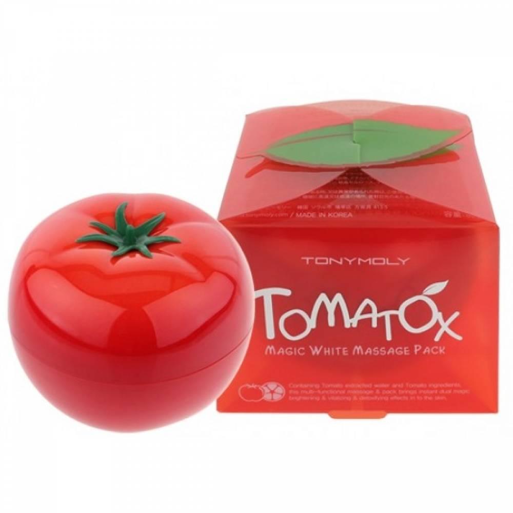 Tomatox Magic White Massage Pack by Tony Moly