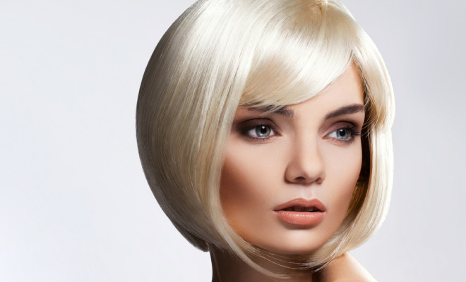 Styling a bob nice and fast