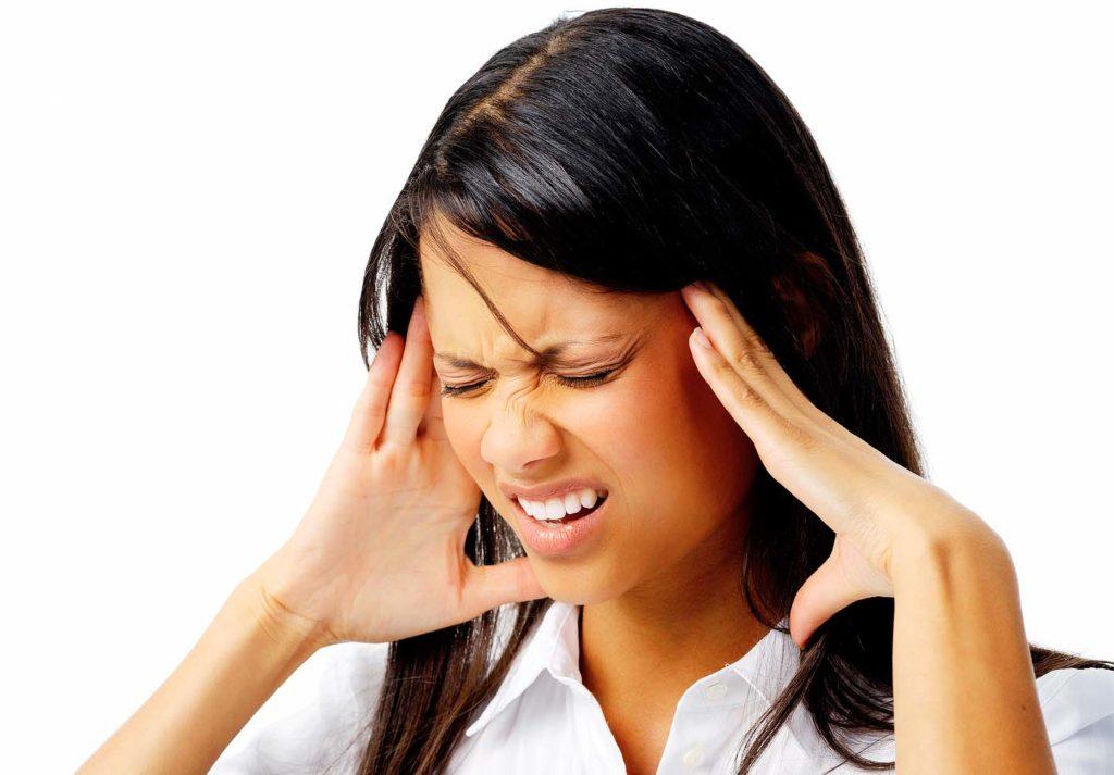 A migraine attack