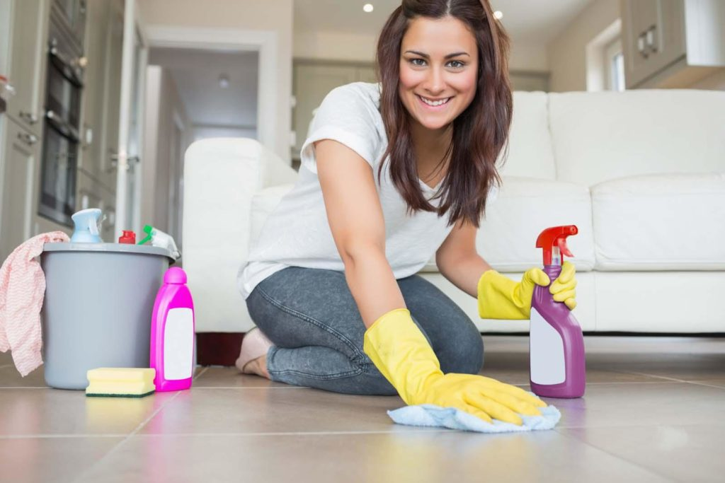 Always keep your house clean