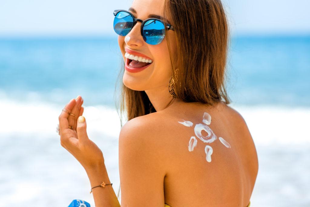 Sun rays can cure acne