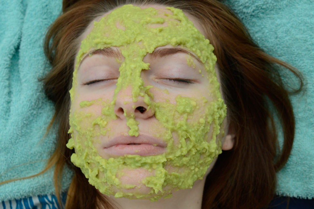 The best beauty mask is the one made at home