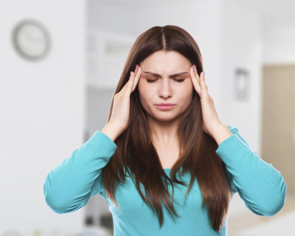 Vertigo is one of the common symptoms