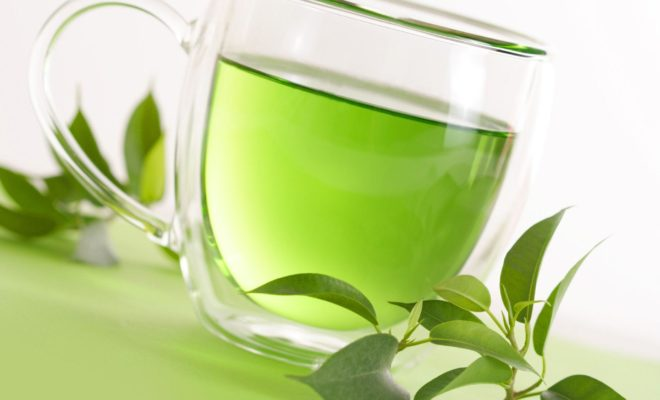 How to become thin with Green Tea