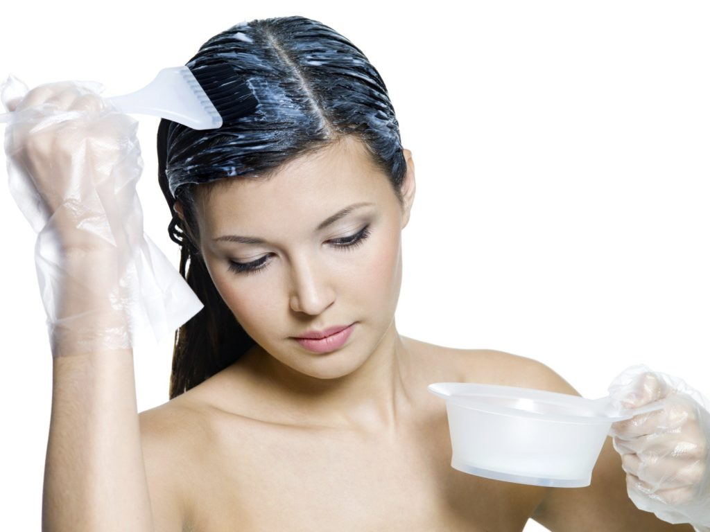 Medical aspects of hair dyeing