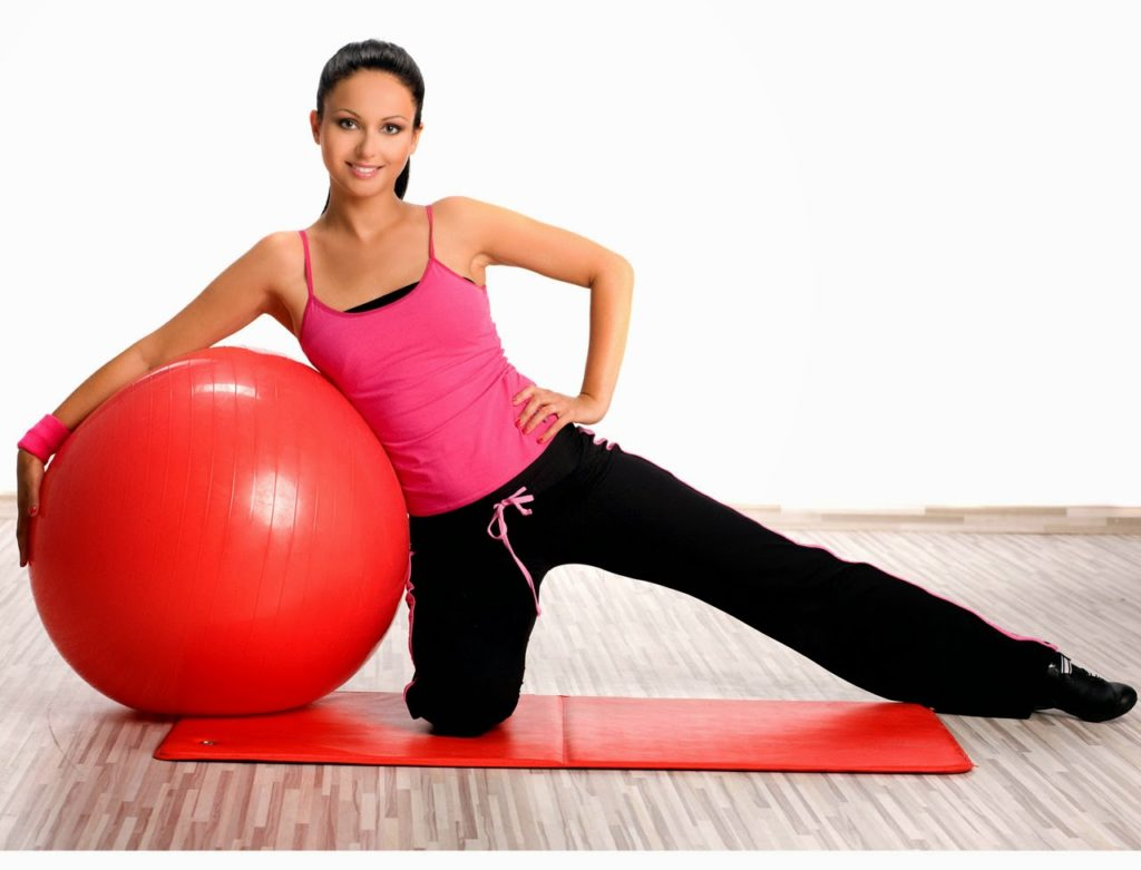 Pilates and problem areas