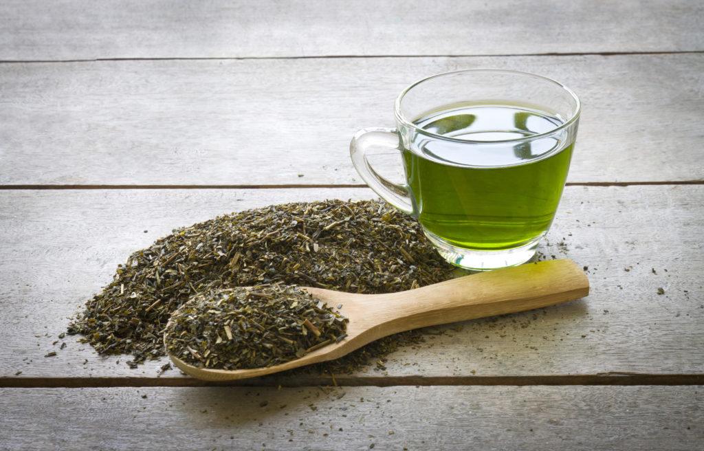 The Green Tea usefulness